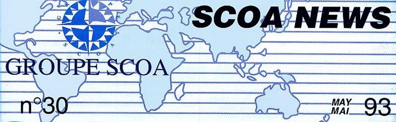 Last SCOA NEWS Magazine